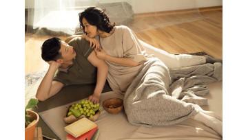 Кашемировое одеяло – добавьте чувственное прикосновение тепла к телу